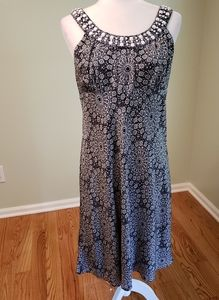 LOFT 100% silk dress NWT